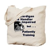 Welsh cardigan corgi Totes & Shopping Bags
