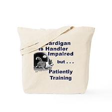 Cardigan Agility Tote Bag