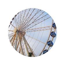 """Boardwalk Ferris Wheel 3.5"""" Button"""