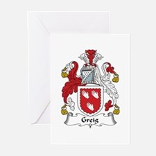 Greig Greeting Cards (Pk of 10)