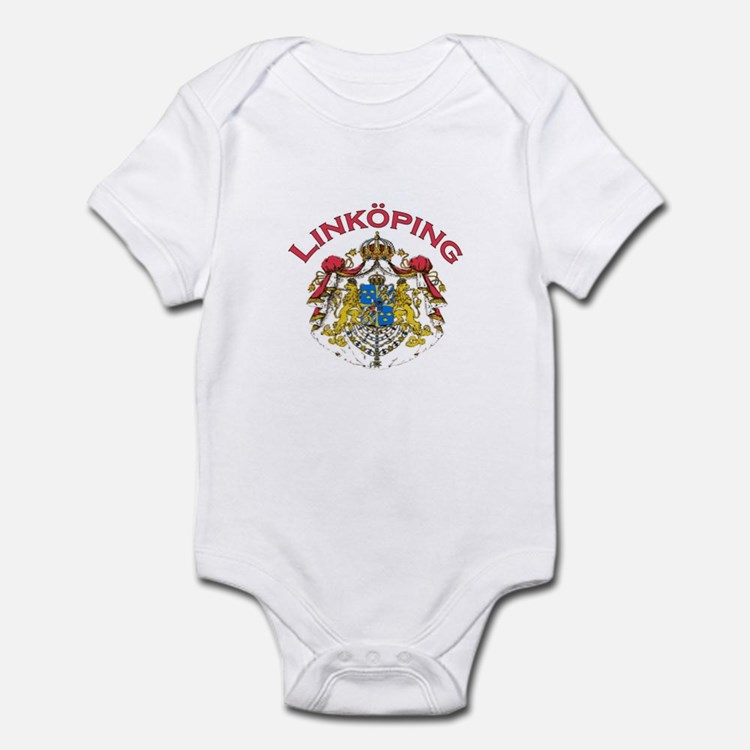 Linkoping, Sweden Infant Bodysuit