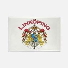 Linkoping, Sweden Rectangle Magnet