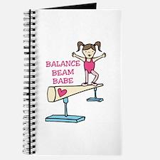 Balance Beam Babe Journal