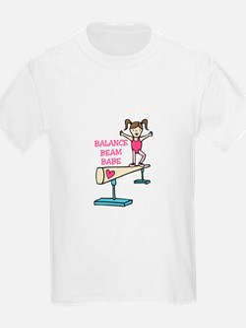 Balance Beam Babe T-Shirt