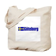 Goteborg, Sweden Tote Bag