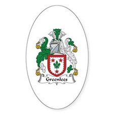 Greenlees Oval Decal