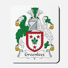 Greenlees Mousepad