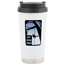 HANGING AROUND Travel Mug
