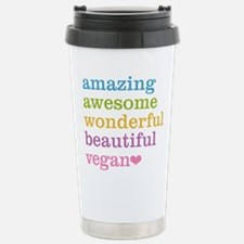 Veganism Travel Mug
