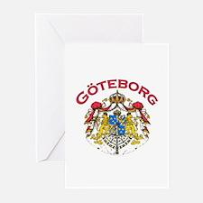 Goteborg, Sweden Greeting Cards (Pk of 10)