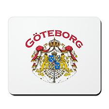 Goteborg, Sweden Mousepad
