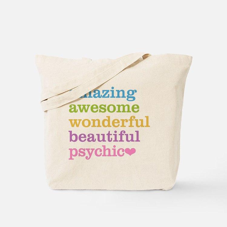 Cute Psychic Tote Bag
