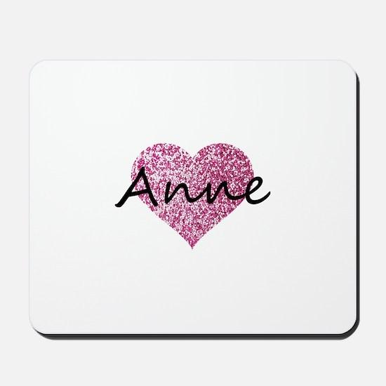Anne Mousepad
