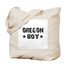 Oregon Boy Tote Bag