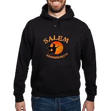 Salem Massachusetts Witch Hoodie