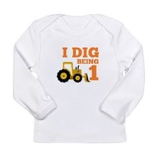 Dig Being 1 Long Sleeve T-Shirt