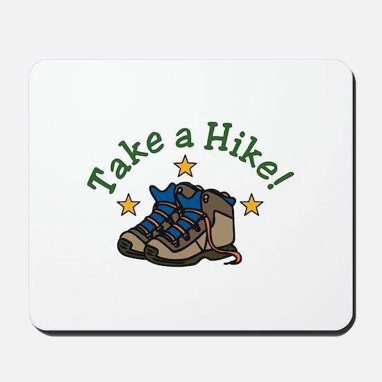 Take a Hike! Mousepad
