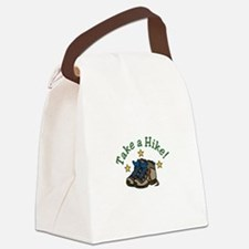 Take a Hike! Canvas Lunch Bag