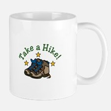 Take a Hike! Mugs
