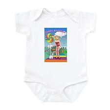 Unique Playboy Infant Bodysuit