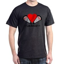 Lacrosse Love T-Shirt