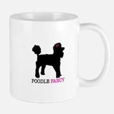 Poodle fancy Mugs