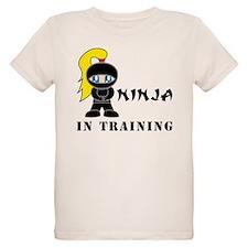 blonde ninja T-Shirt