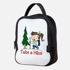 Take a Hike Neoprene Lunch Bag