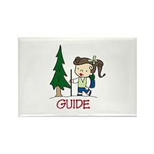 Guide Girl Magnets