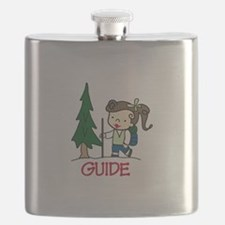 Guide Girl Flask