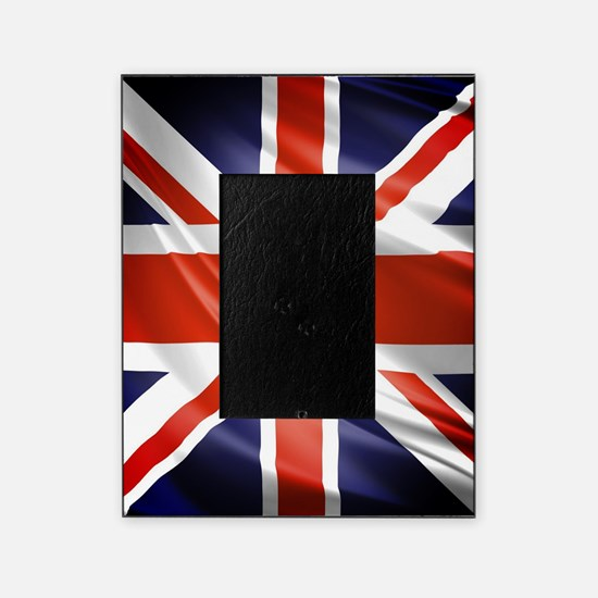 Artistic Union Jack Picture Frame