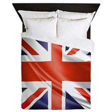 Artistic Union Jack Queen Duvet