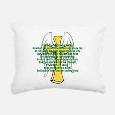 Prayer Rectangular Canvas Pillow