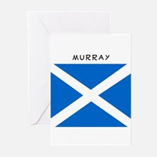Cute Murray clan crest Greeting Cards (Pk of 10)