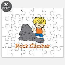 Rock Climber Puzzle