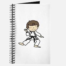 Karate Boy Journal