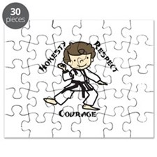 Honesty Respect Courage Puzzle