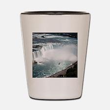 Niagra Falls Shot Glass