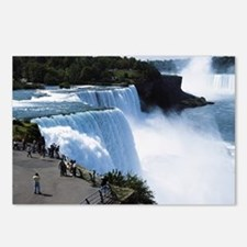 Niagra Falls Postcards (Package of 8)