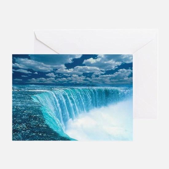 Niagra Falls Greeting Card
