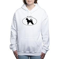 PORTIE Women's Hooded Sweatshirt