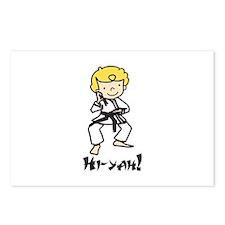 Hi-Yah Postcards (Package of 8)