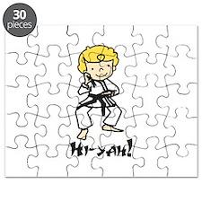 Hi-Yah Puzzle