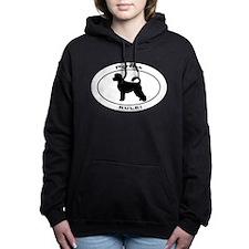 PORTIES RULE Women's Hooded Sweatshirt