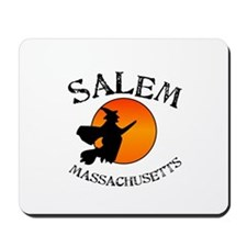 Salem Massachusetts Witch Mousepad