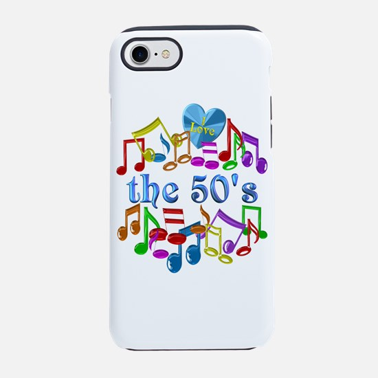 I Love the 50s iPhone 7 Tough Case