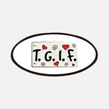 TGIF Patches
