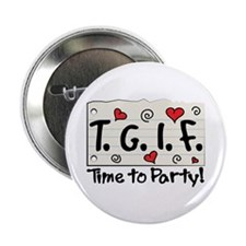 "Time To Party! 2.25"" Button"