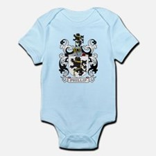 Phillip Family Crest Body Suit