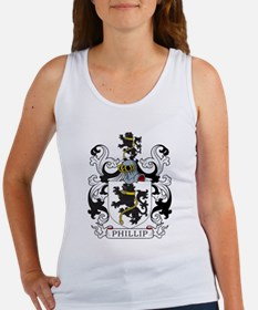 Phillip Family Crest Tank Top